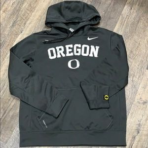 Nike Therma-fit University Of Oregon Hoodie